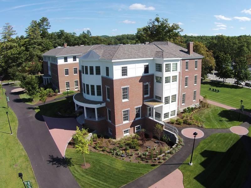 Meservey Hall New Hampton NH 800 x 600